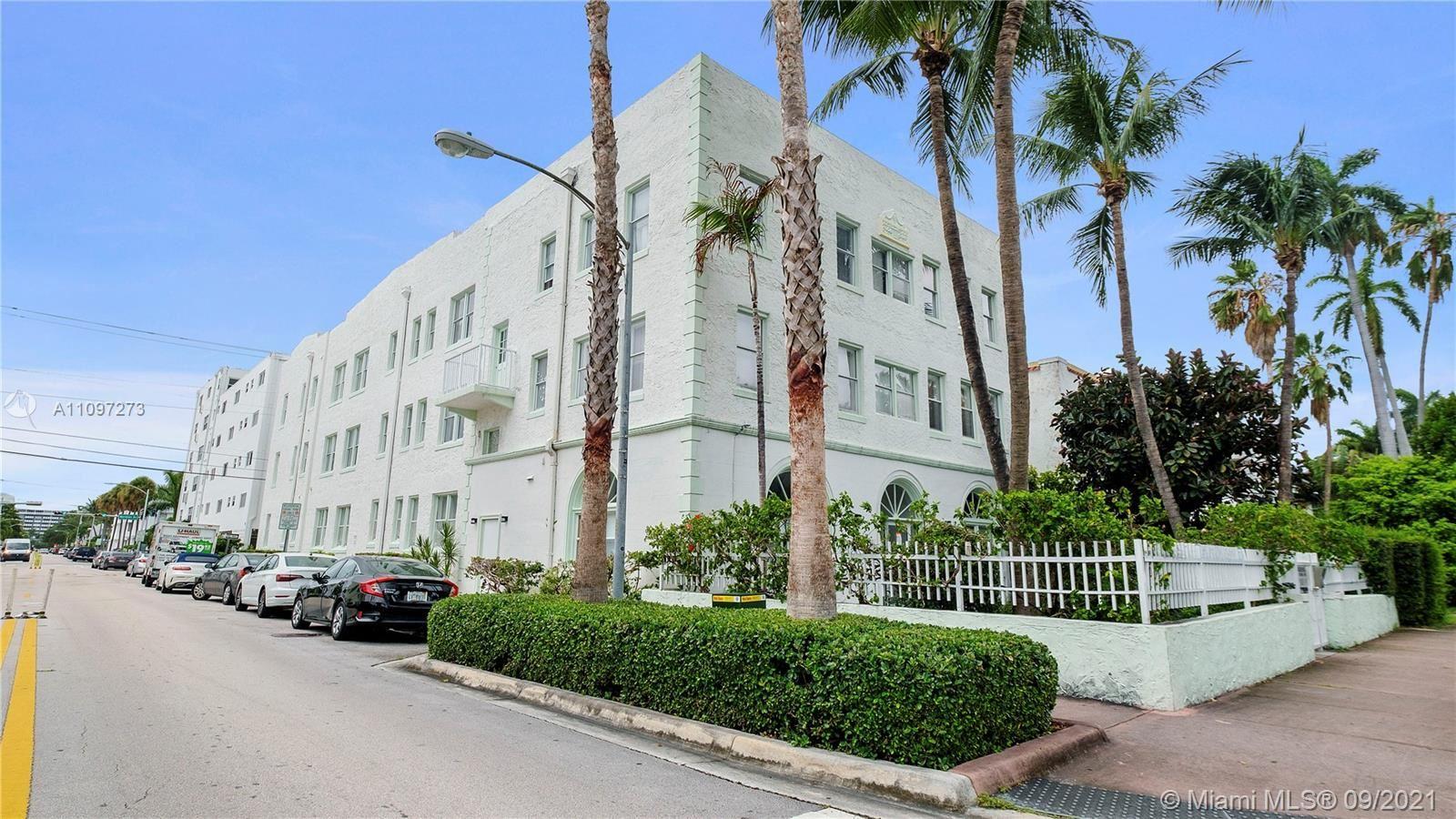 802 Euclid Ave #302, Miami Beach, FL 33139 - #: A11097273