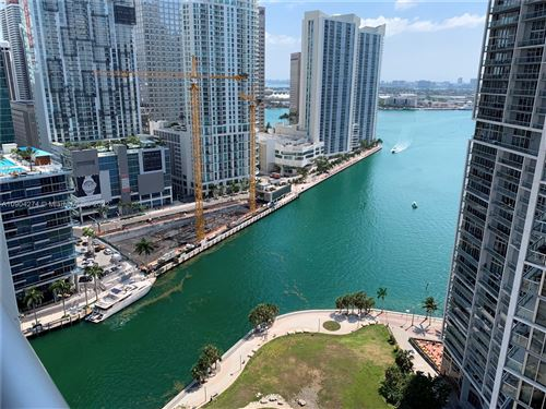 Photo of 485 Brickell Ave #2602, Miami, FL 33131 (MLS # A10904274)