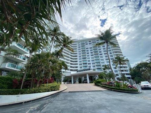 Photo of 5161 Collins Ave #910, Miami Beach, FL 33140 (MLS # A11113274)