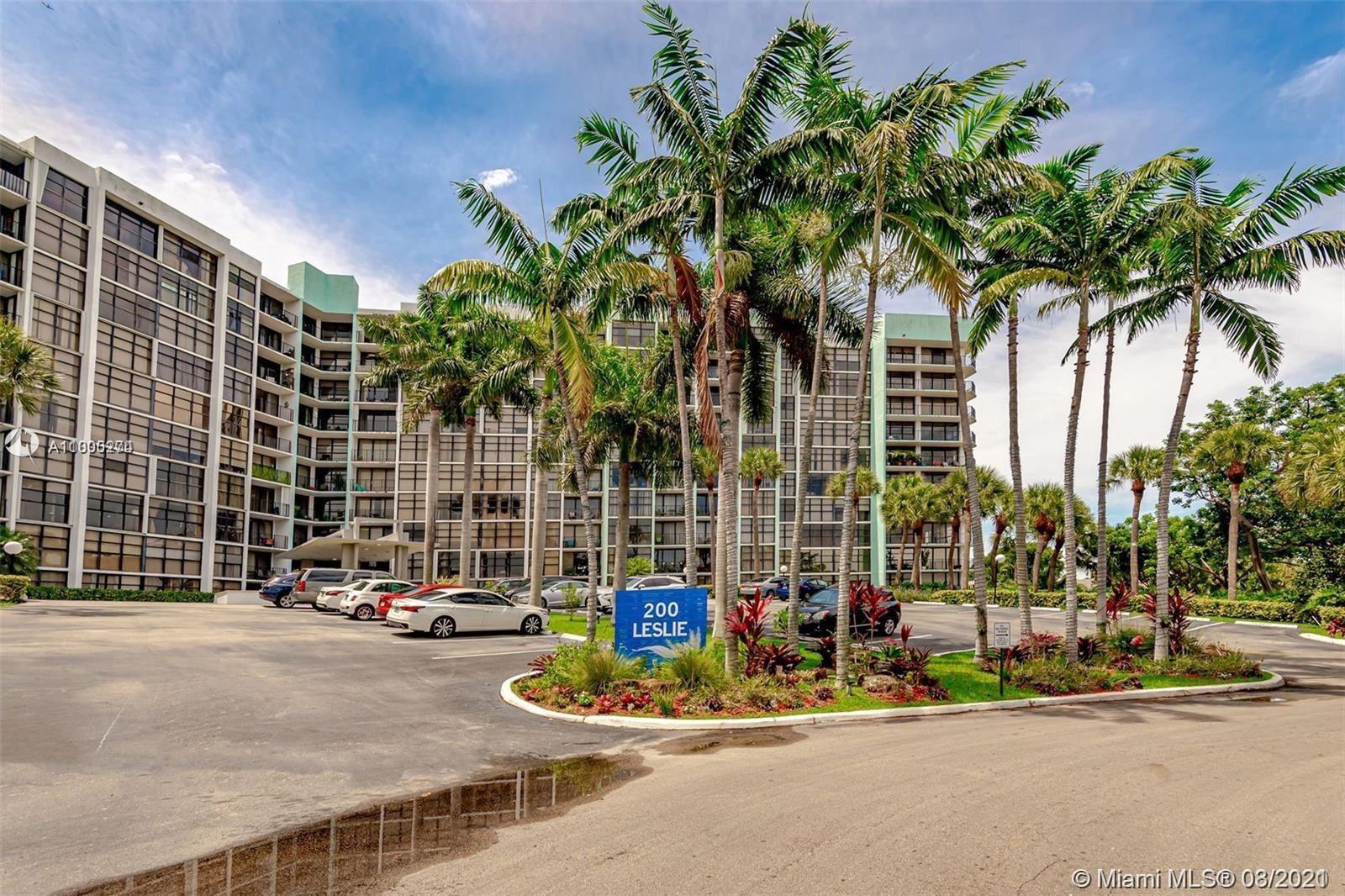 200 Leslie Dr #304, Hallandale Beach, FL 33009 - #: A11000274