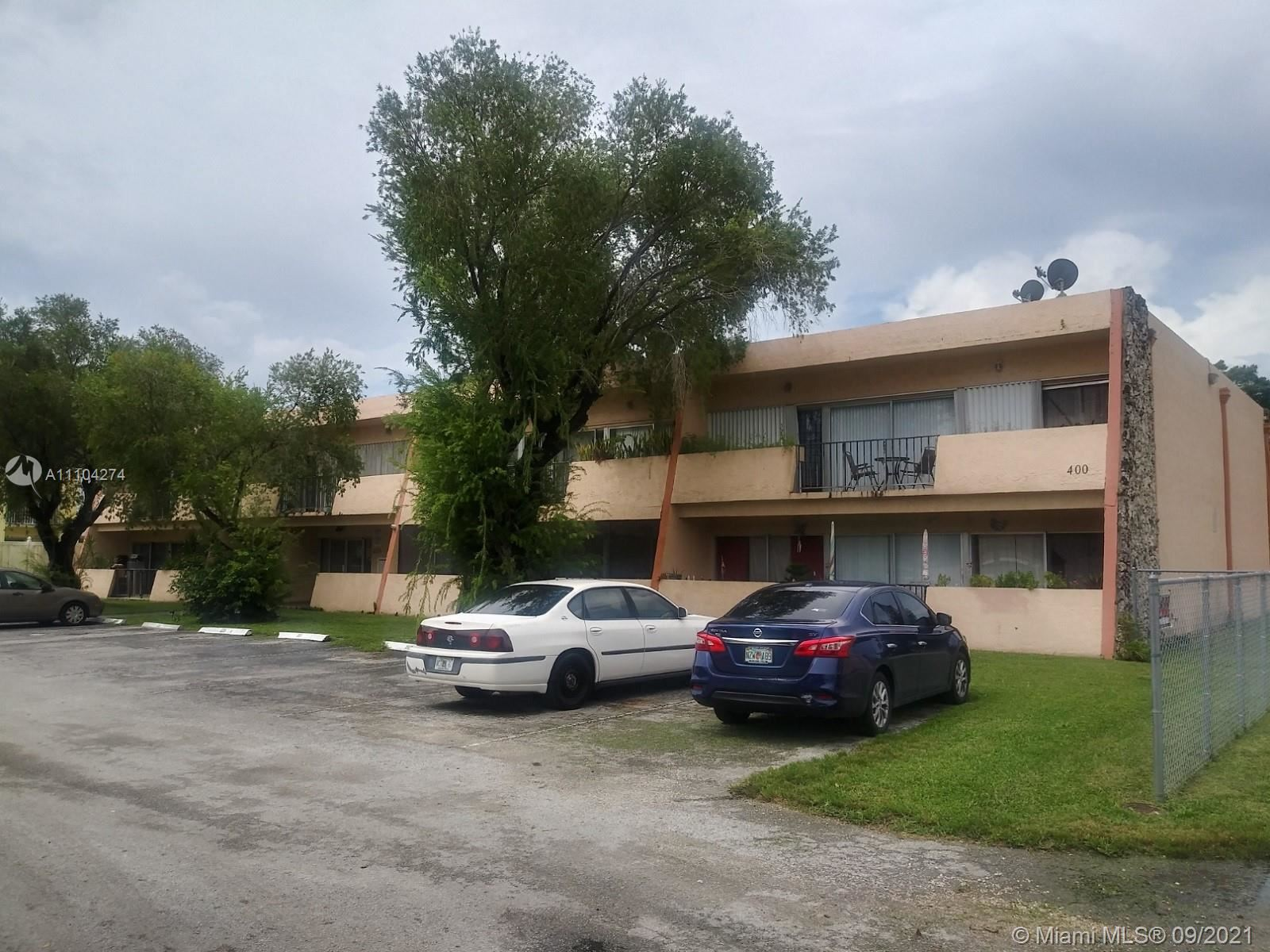 400 NE 18th Ave #201, Homestead, FL 33033 - #: A11104274