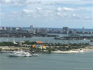 Photo of 888 Biscayne Blvd #3503, Miami, FL 33132 (MLS # A10341275)