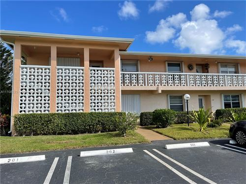 Photo of 1845 NW 13th St #202, Delray Beach, FL 33445 (MLS # A11108275)