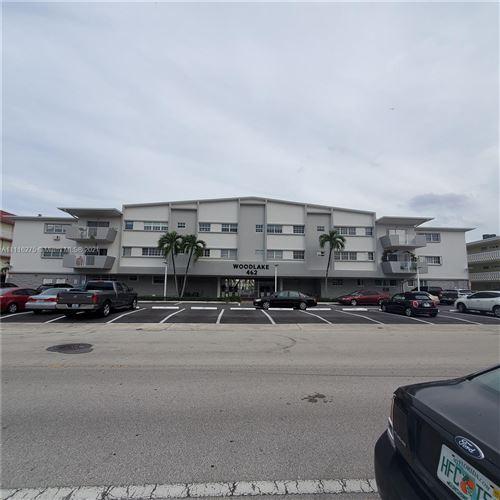 Photo of 462 Golden Isles Dr #207, Hallandale Beach, FL 33009 (MLS # A11116275)