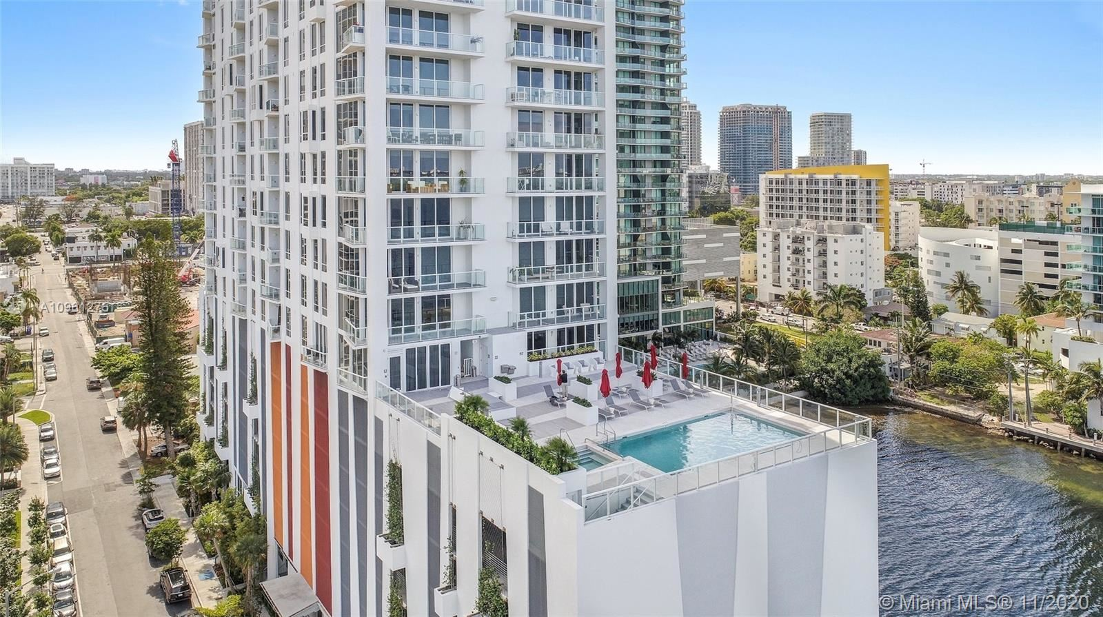 601 NE 27 ST #1508, Miami, FL 33137 - #: A10961275