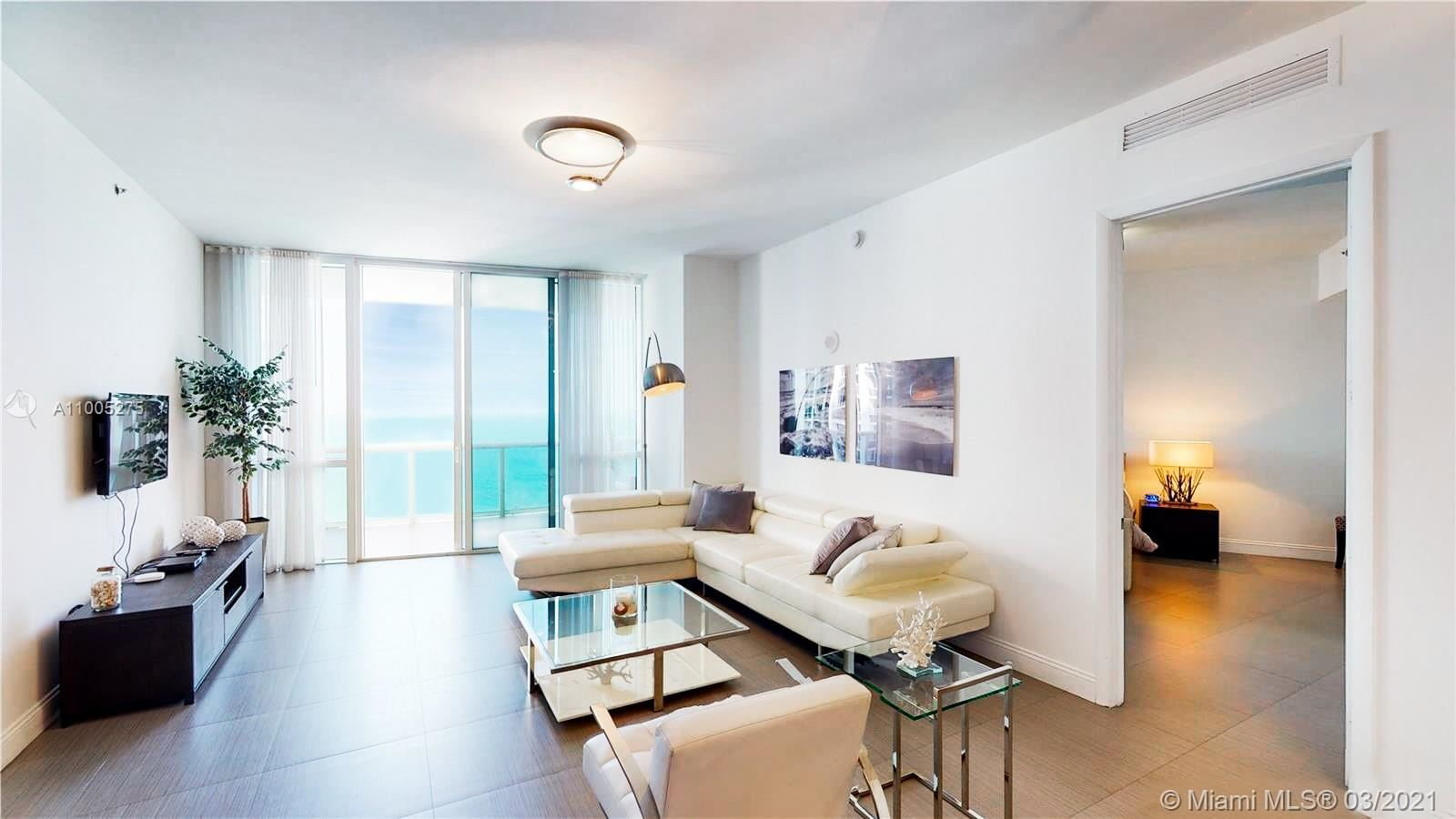 Photo of 15811 Collins Ave #2503, Sunny Isles Beach, FL 33160 (MLS # A11005275)