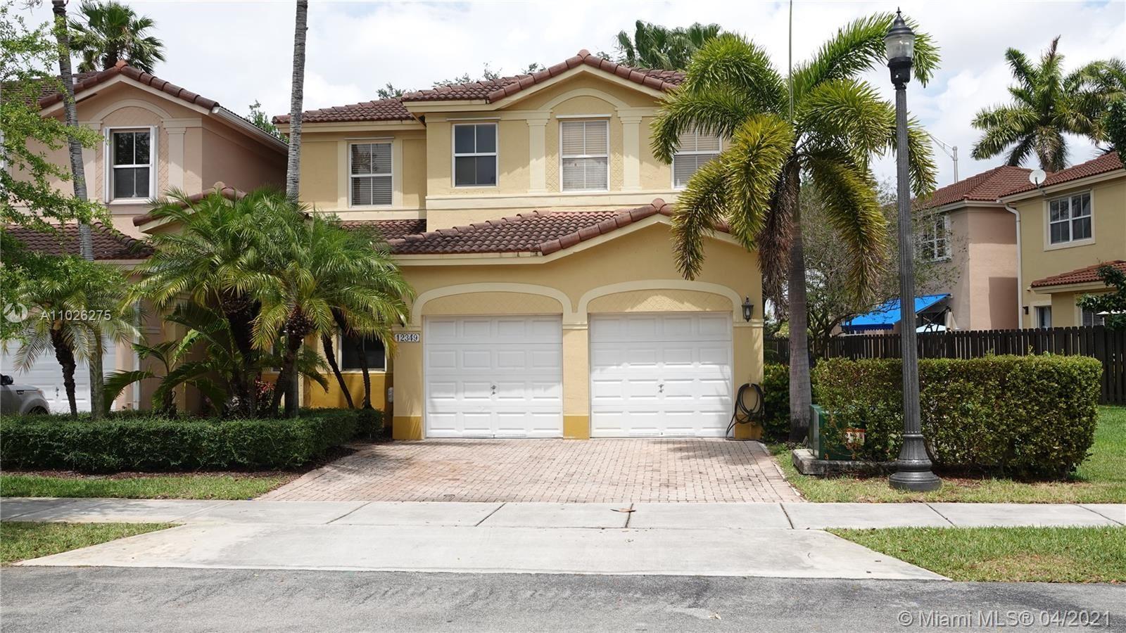 12349 SW 121st Ter #-, Miami, FL 33186 - #: A11026275
