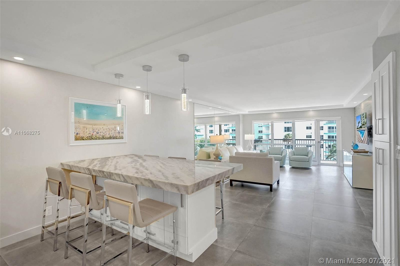 Photo of 1800 S Ocean Blvd #303, Lauderdale By The Sea, FL 33062 (MLS # A11068275)