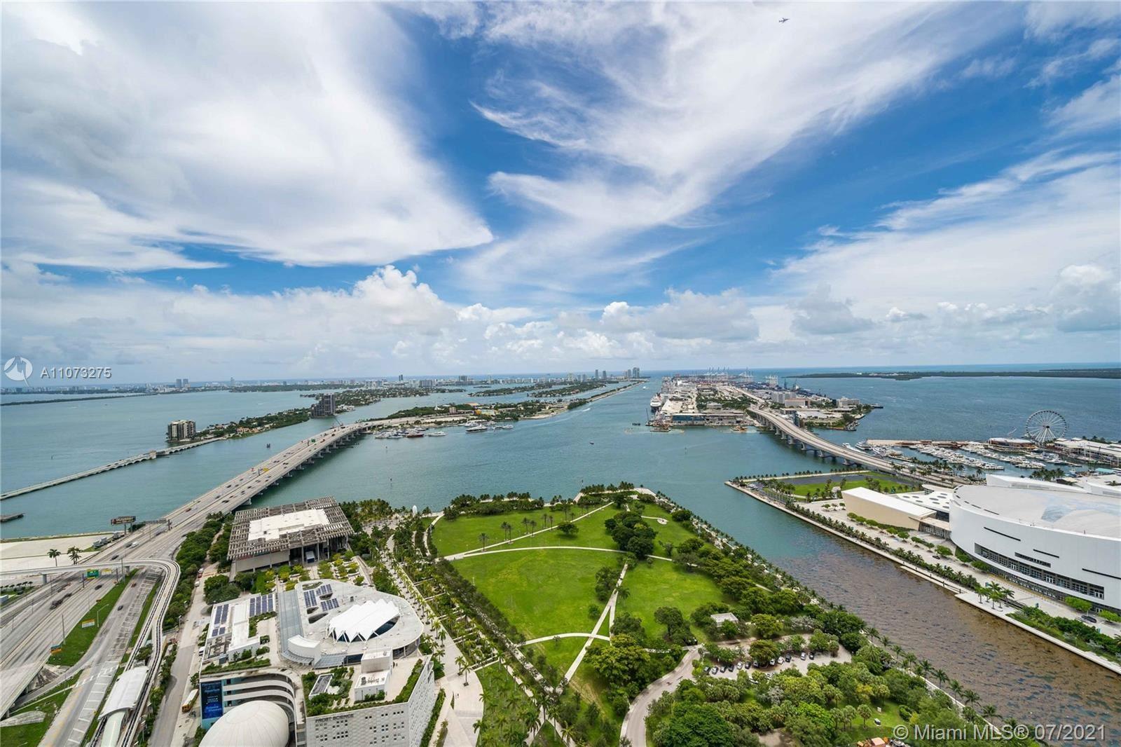 1040 Biscayne Blvd #PH4202, Miami, FL 33132 - #: A11073275
