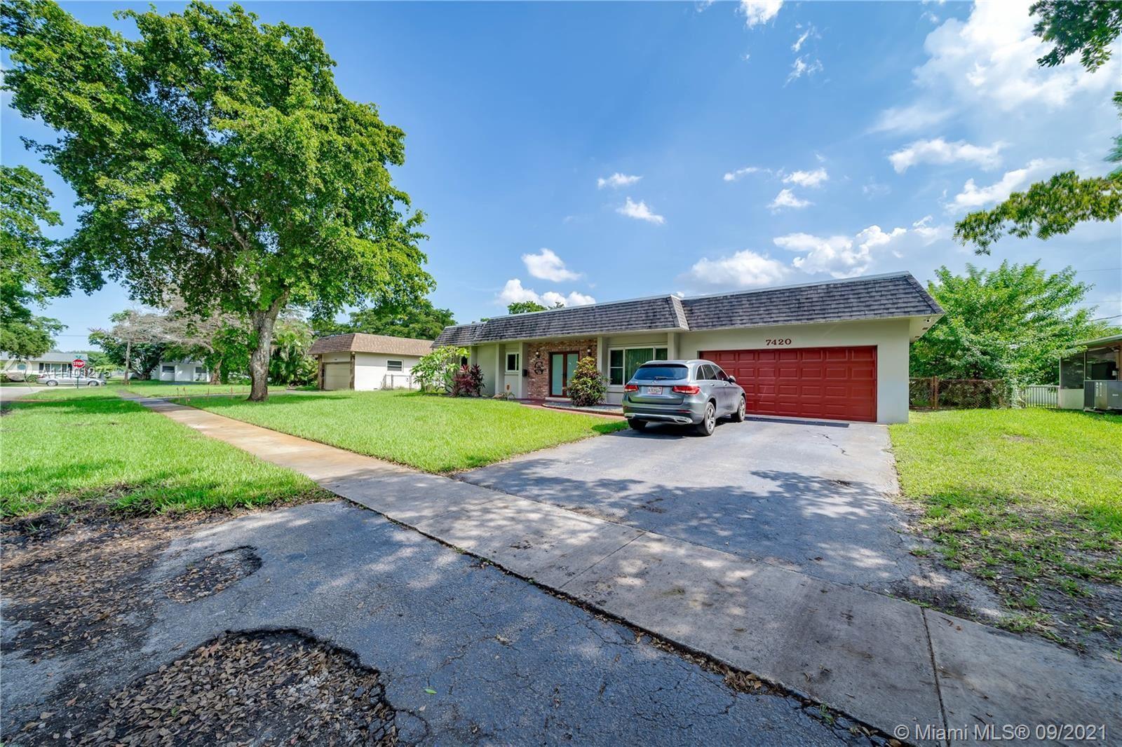7420 NW 13th St, Plantation, FL 33313 - #: A11101275