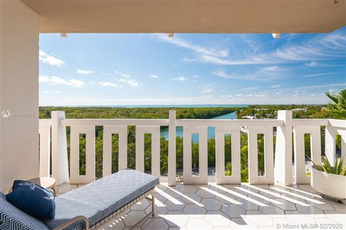 Photo of 1121 Crandon Blvd #E608, Key Biscayne, FL 33149 (MLS # A10814276)