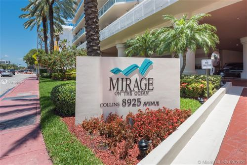 Photo of 8925 Collins Ave #4F, Surfside, FL 33154 (MLS # A11035276)