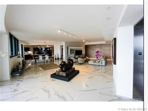 Photo of 18555 Collins Ave #1703, Sunny Isles Beach, FL 33160 (MLS # A11100276)