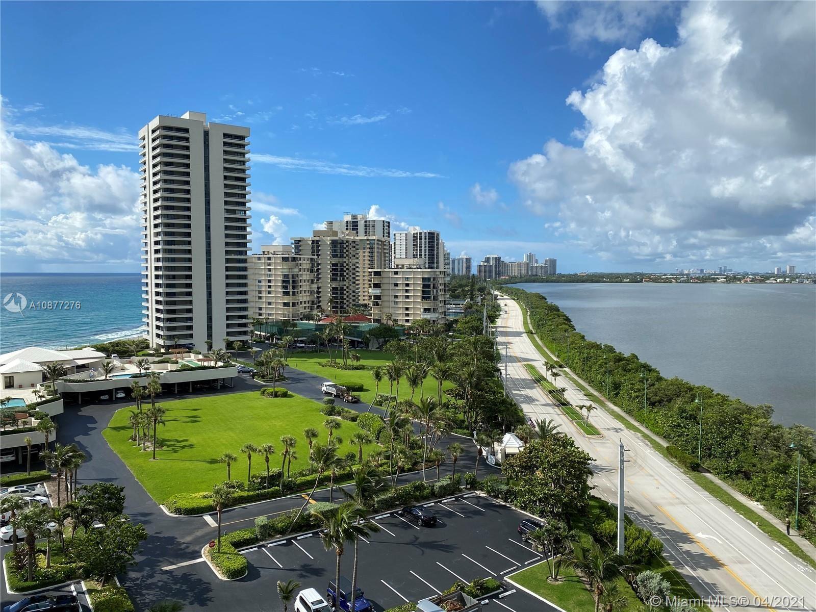 5550 N Ocean Dr #10D, Riviera Beach, FL 33404 - #: A10877276
