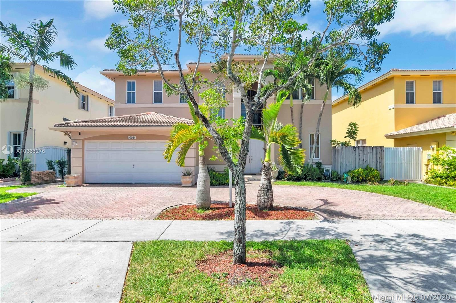 16014 SW 62nd St, Miami, FL 33193 - #: A10886276