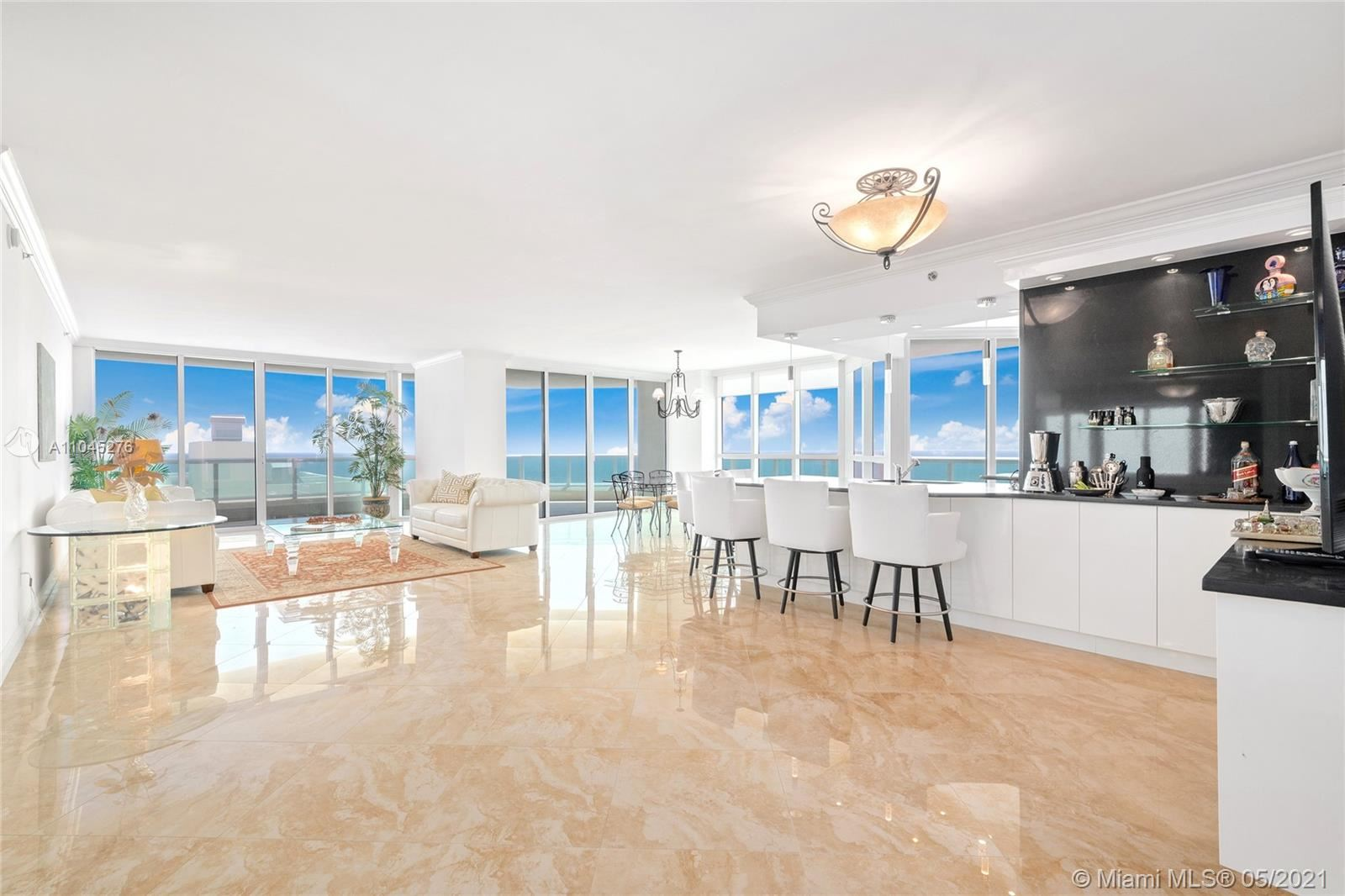Photo of 101 S Fort Lauderdale Beach Blvd #901, Fort Lauderdale, FL 33316 (MLS # A11045276)