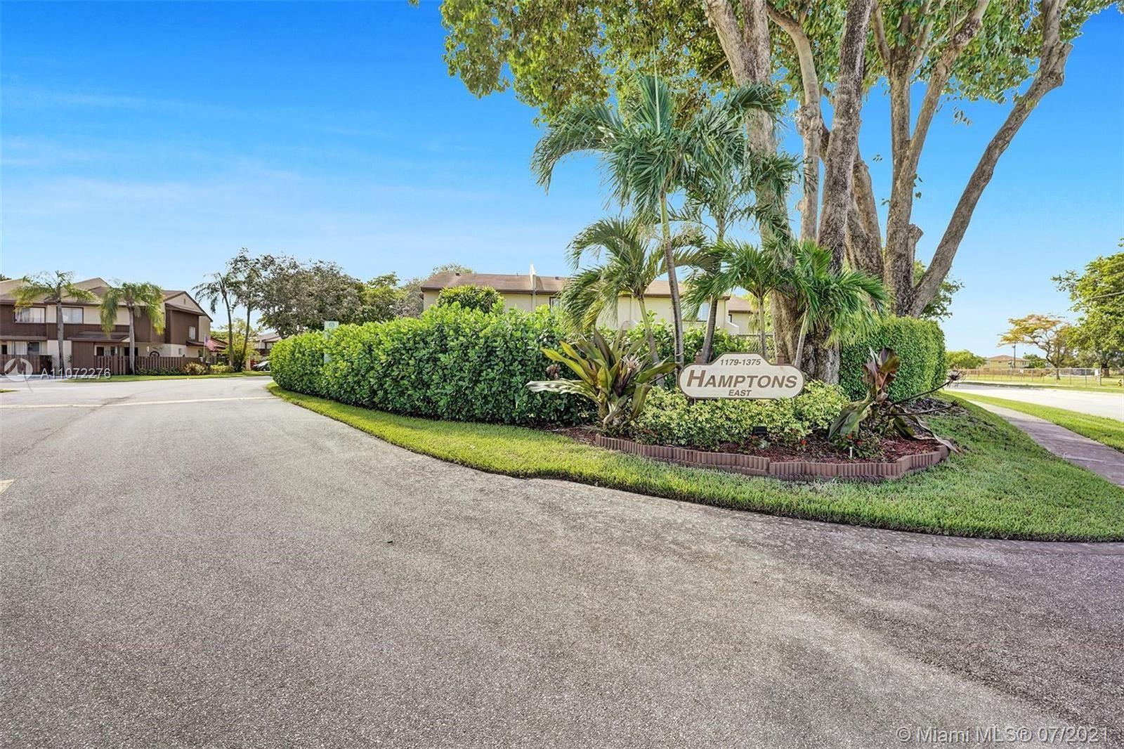 1207 Hampton Blvd #1207, North Lauderdale, FL 33068 - #: A11072276