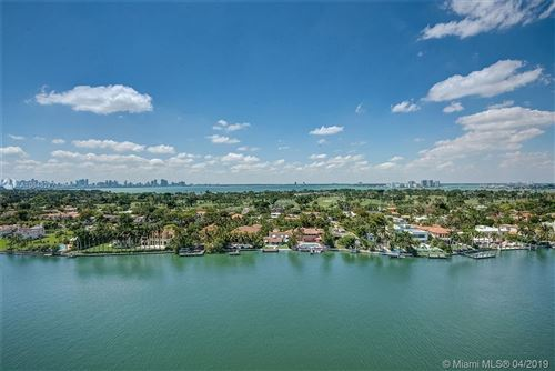 Photo of Listing MLS a10648277 in 5600 Collins Ave #17N Miami Beach FL 33140