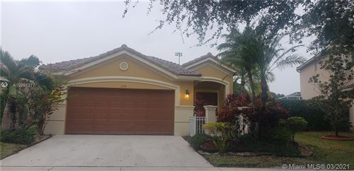 Photo of 268 Conservation Dr, Weston, FL 33327 (MLS # A10981277)