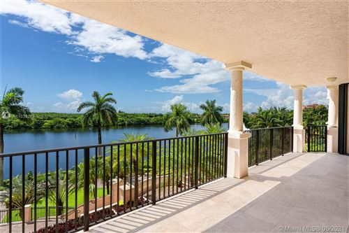 Photo of 13611 Deering Bay Dr #302, Coral Gables, FL 33158 (MLS # A11036277)