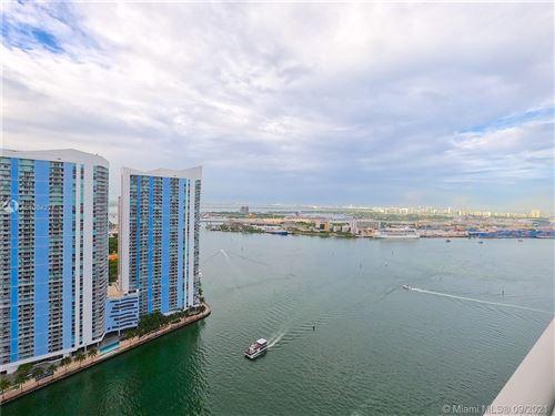Photo of 900 Brickell Key Blvd #2901, Miami, FL 33131 (MLS # A11094277)