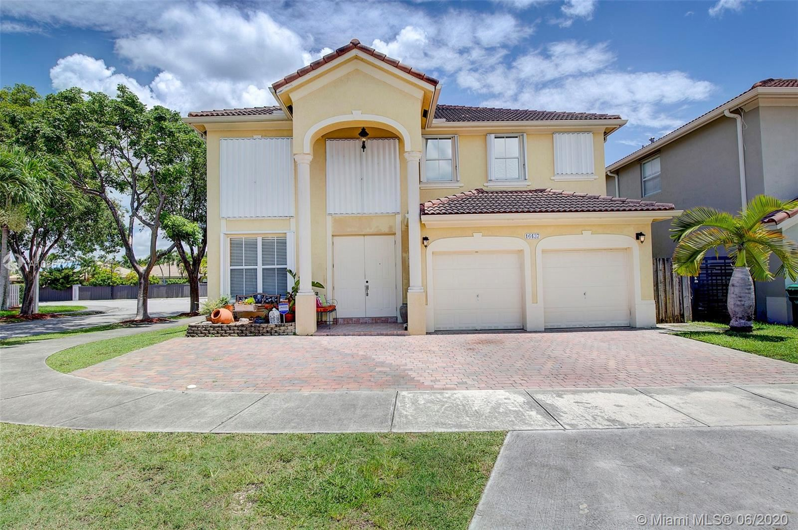 16437 SW 78th Ter, Miami, FL 33193 - #: A10857277