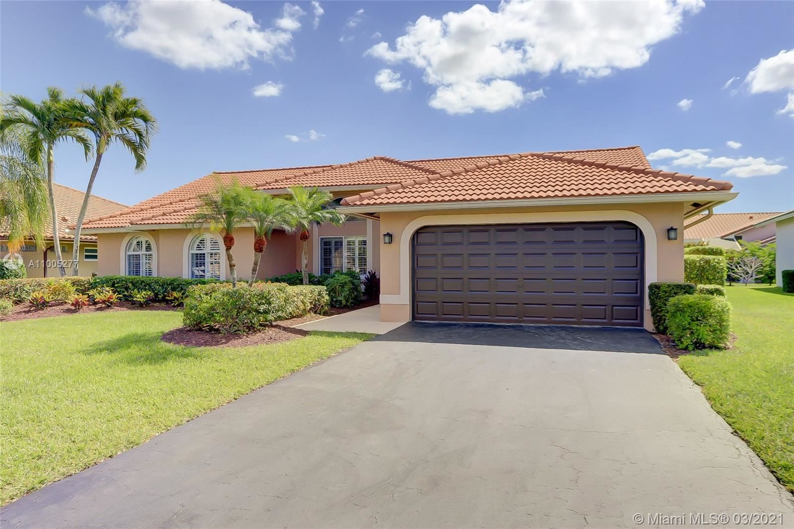 5338 NW 108th Way, Coral Springs, FL 33076 - #: A11005277