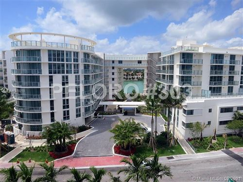 Photo of 6610 INDIAN CREEK DR #303, Miami Beach, FL 33141 (MLS # A10070278)