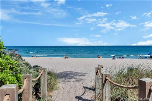 Photo of 277 N Ocean Blvd #2020, Boca Raton, FL 33432 (MLS # A11009278)