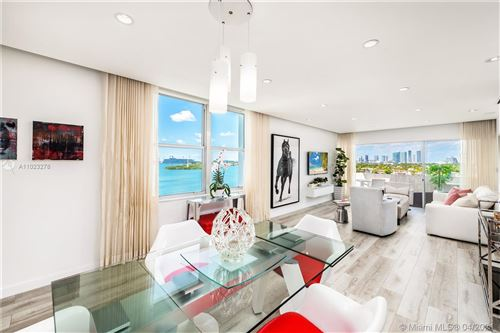 Photo of 3 Island Ave #8I, Miami Beach, FL 33139 (MLS # A11023278)