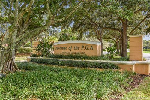Photo of 11811 Avenue Of P G A #7-1B, Palm Beach Gardens, FL 33418 (MLS # A11097278)