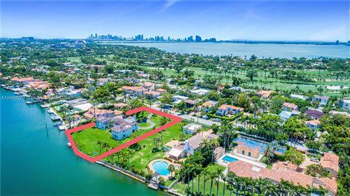 Foto de inmueble con direccion 5565 Pine Tree Drive Miami Beach FL 33140 con MLS A10496279