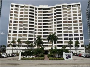 Photo of 3505 S Ocean Dr #1412, Hollywood, FL 33019 (MLS # A10701279)