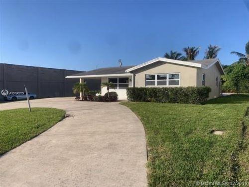 Photo of 127 S Atlantic Dr W, Boynton Beach, FL 33435 (MLS # A10790279)