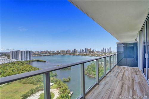 Photo of 16385 Biscayne Blvd #2502, North Miami Beach, FL 33160 (MLS # A11052279)