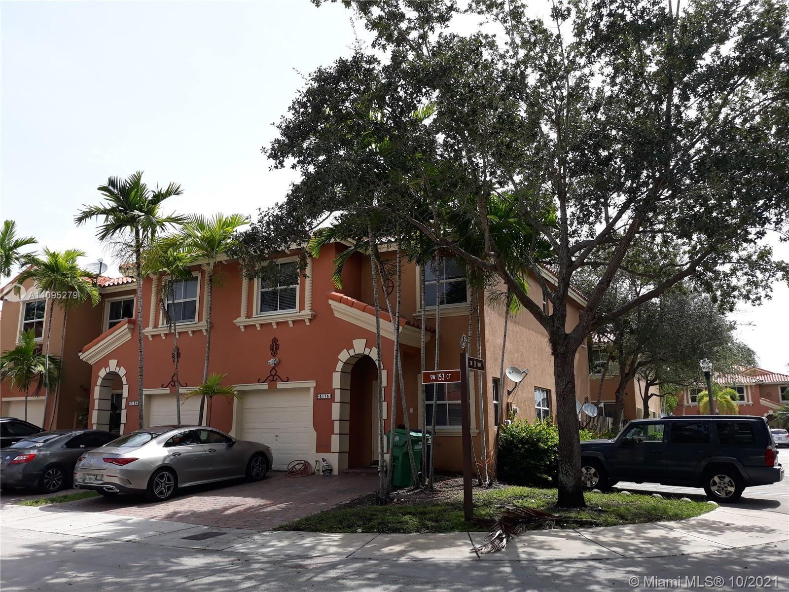3175 SW 153rd Ct, Miami, FL 33185 - #: A11095279