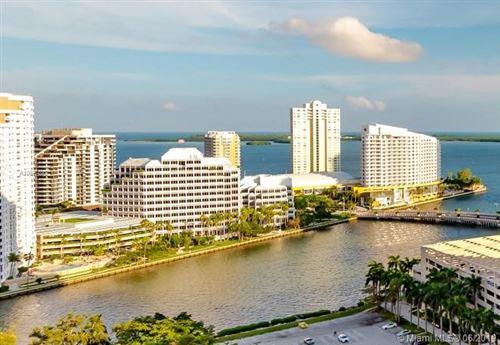 Foto de inmueble con direccion 500 Brickell Ave #2301 Miami FL 33131 con MLS A10697280