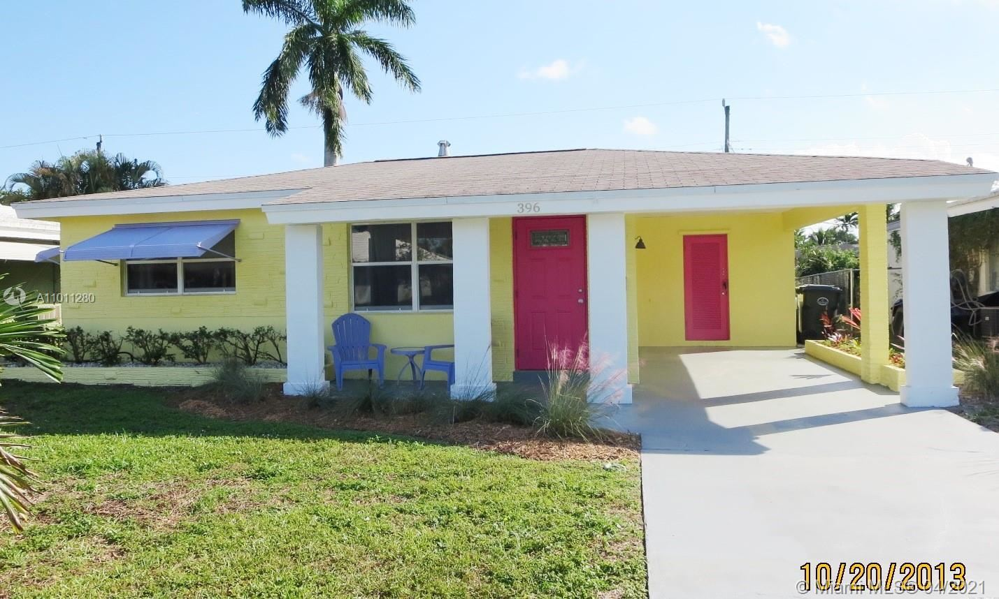 396 NW 46th St, Oakland Park, FL 33309 - #: A11011280