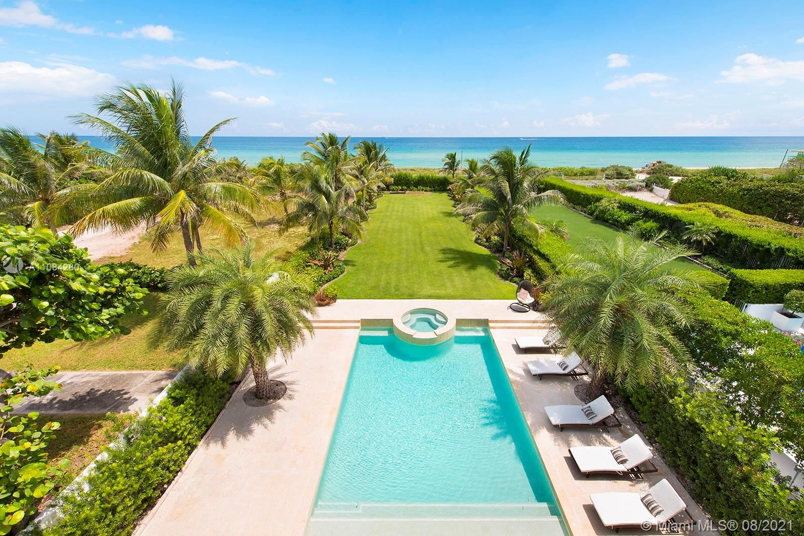 7825 Atlantic Way, Miami Beach, FL 33141 - #: A11084280