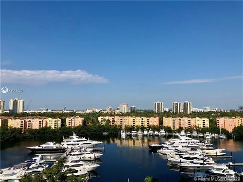 Photo of Listing MLS a10760281 in 19667 Turnberry Way #10D Aventura FL 33180