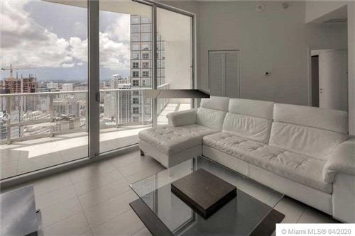 Photo of 300 S Biscayne Blvd #PH-3807, Miami, FL 33131 (MLS # A10852281)