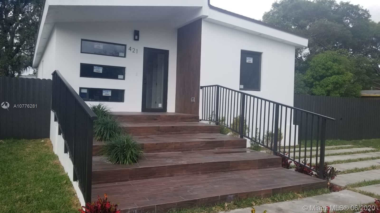 421 NW 15th Way, Fort Lauderdale, FL 33311 - MLS#: A10776281
