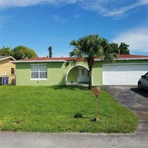 Photo of 8655 Wilshire Dr, Miramar, FL 33025 (MLS # A10980282)