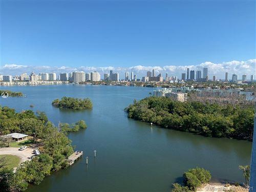 Photo of 16385 Biscayne Blvd #1504, North Miami Beach, FL 33160 (MLS # A11078282)