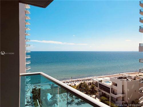Photo of 4001 S Ocean Dr #12L, Hollywood, FL 33019 (MLS # A11102282)