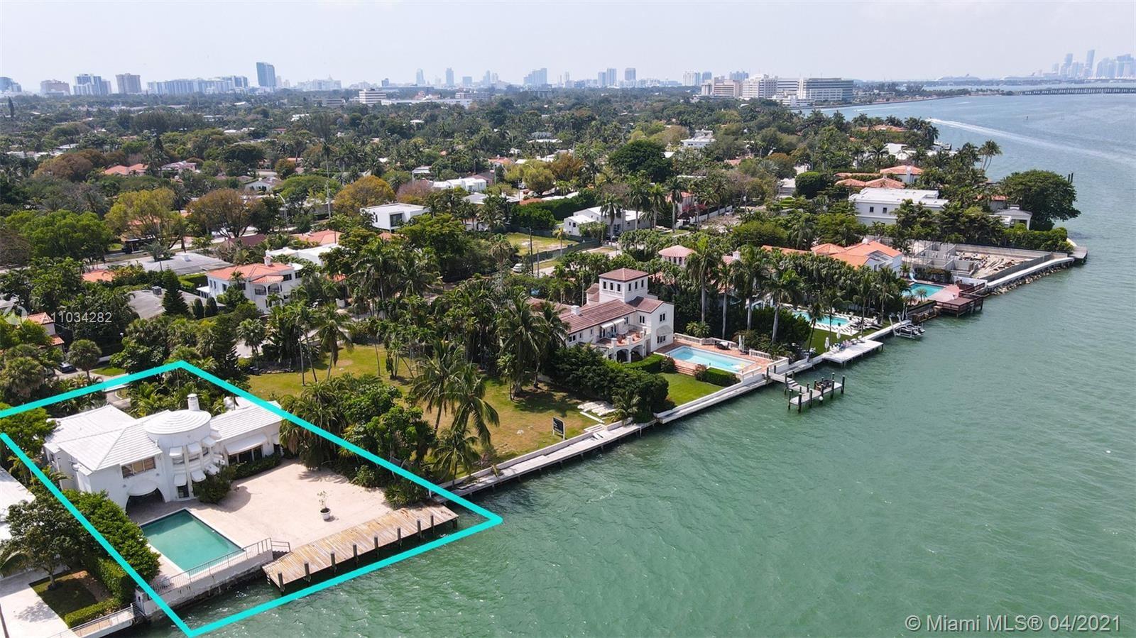 Photo of 4774 N Bay Rd, Miami Beach, FL 33140 (MLS # A11034282)