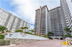 Photo of Listing MLS a10727283 in 2030 S Ocean Dr #2115 Hallandale FL 33009