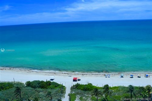 Photo of Listing MLS a10826283 in 5445 Collins Ave #1623 Miami Beach FL 33140