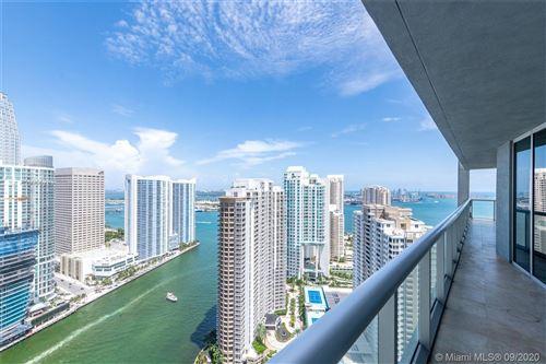 Photo of 495 Brickell Ave #3802, Miami, FL 33131 (MLS # A10905283)