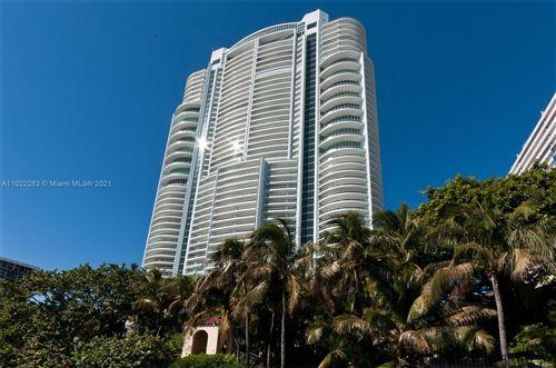 Photo of 1643 Brickell Ave #PH4702, Miami, FL 33129 (MLS # A11022283)
